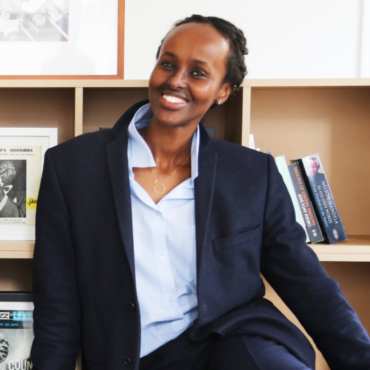 Haweya Mohamed, fondatrice Afrobytes et The Colors