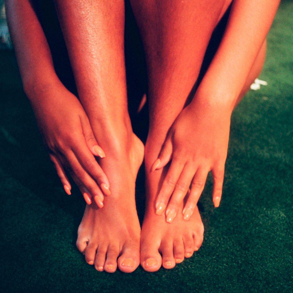 Cette photo accompagne l'article concernant le soin des pieds.